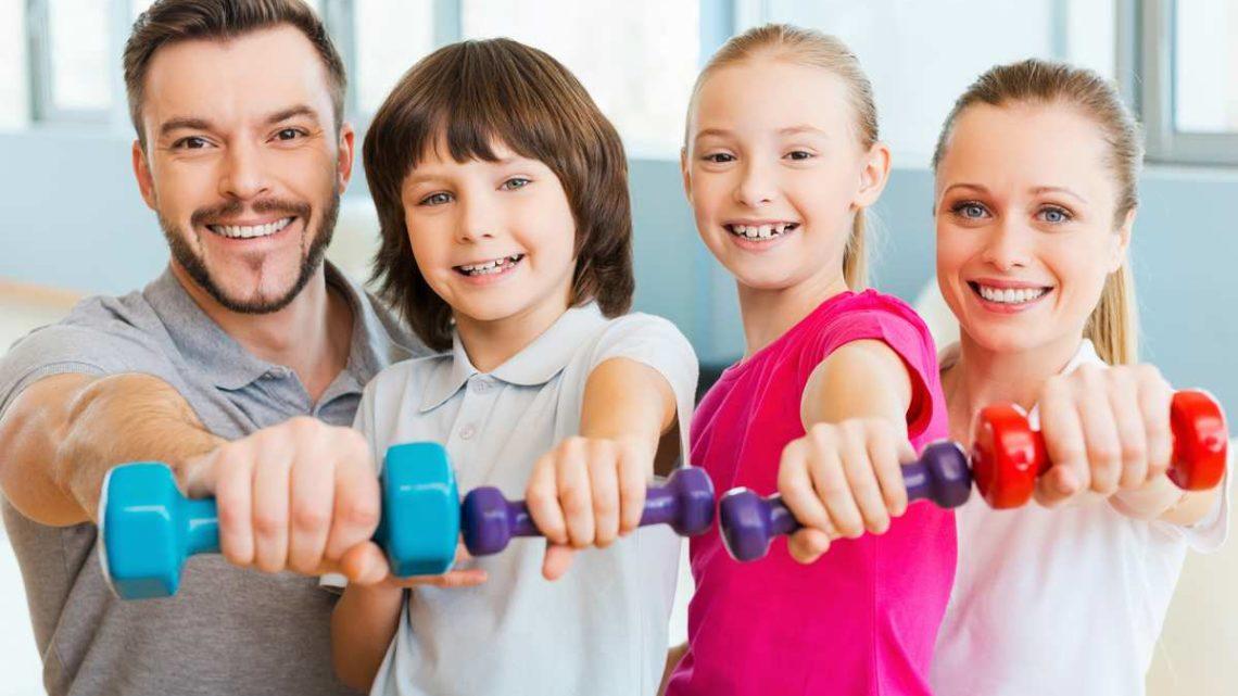 Воспитание здорового ребенка – главная задача семьи