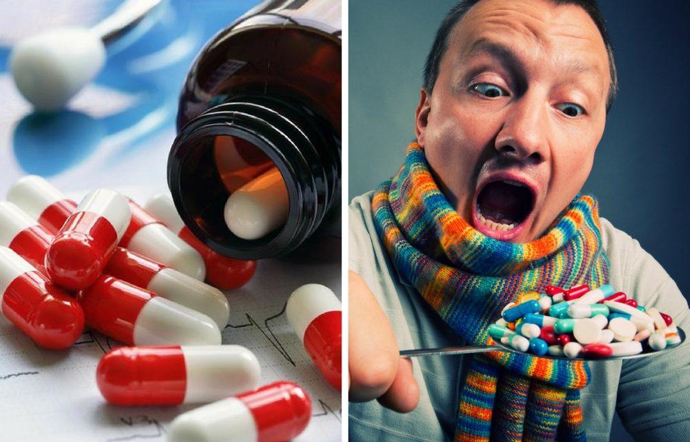 А так ли безопасны антибиотики?