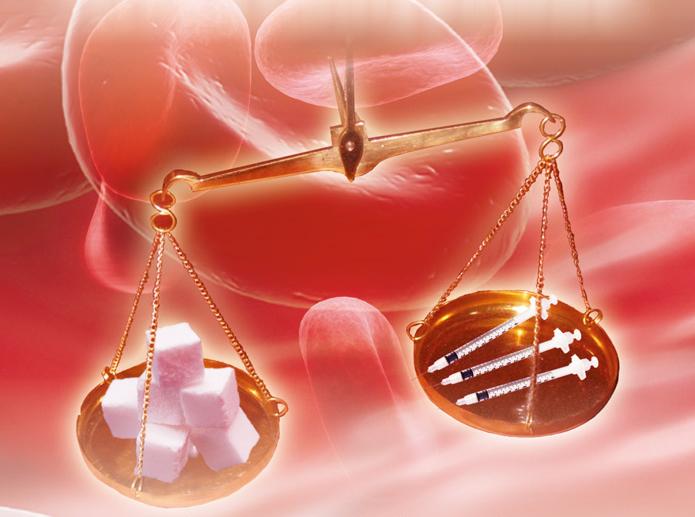 Сахарный диабет — проблема  21 века.